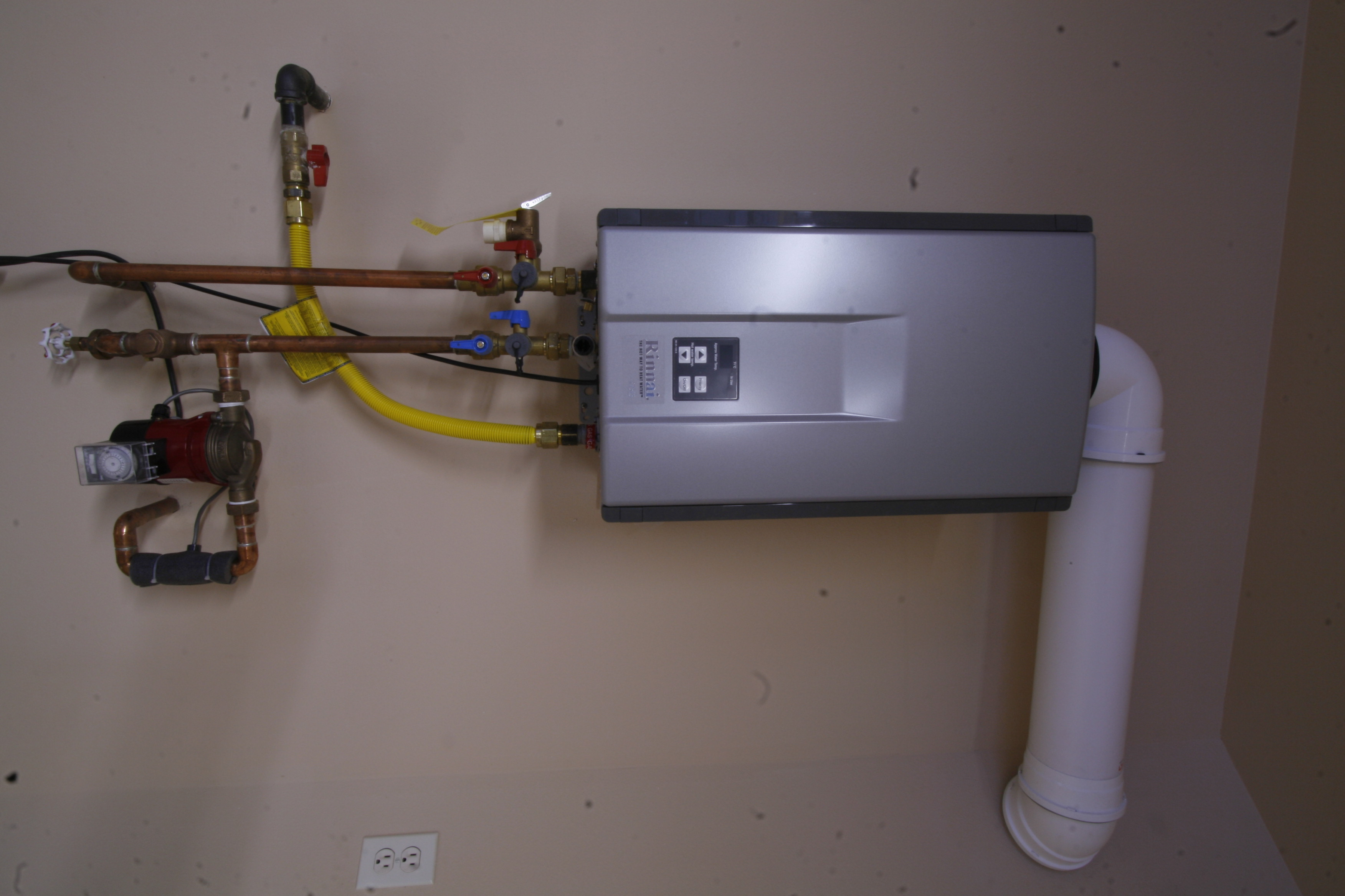 Water Heater Choices and Installation